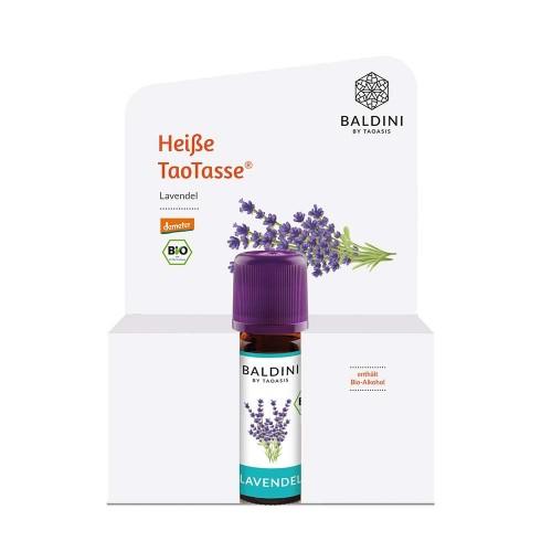 Heiße TaoTasse Lavendel Set, 1 ST, Taoasis GmbH Natur Duft Manufaktur