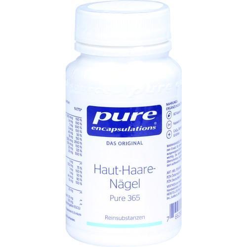Pure Encapsulations Haut-Haare-Nägel-Pure 365, 60 ST, Pro Medico GmbH