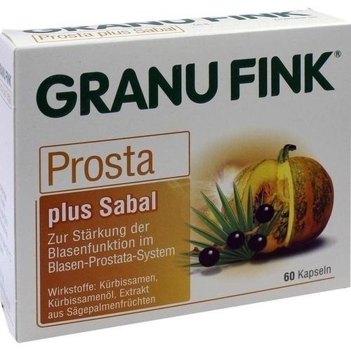 GRANU FINK Prosta plus Sabal, 60 ST, Omega Pharma Deutschland GmbH