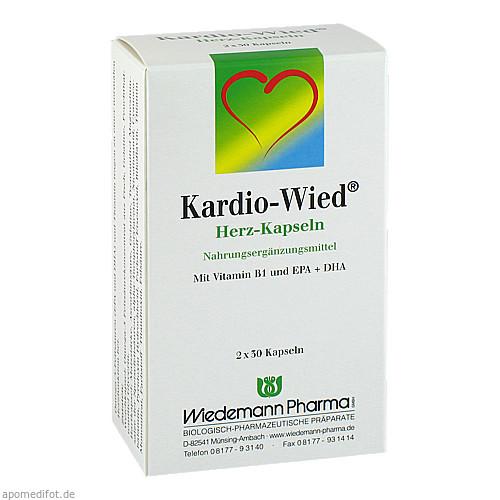 Kardio-Wied, 2X30 ST, Wiedemann Pharma GmbH