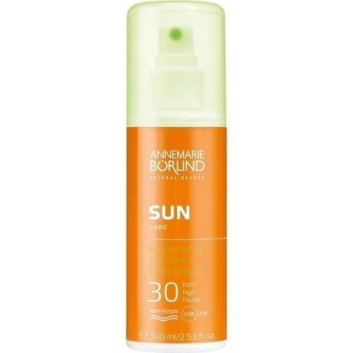 Börlind Sonnenspray LSF 30, 100 ML, Börlind-Gesellschaft Für Kosmetische Erzeugnisse mbH