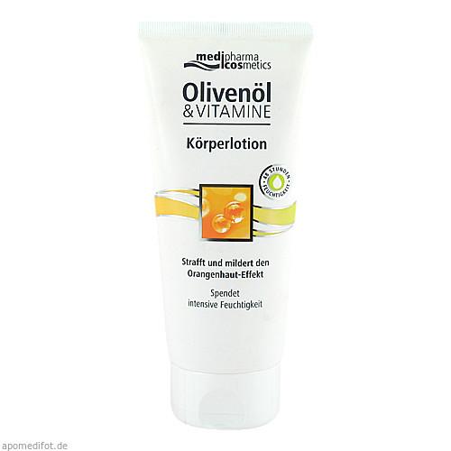 Olivenöl & Vitamine Körperlotion, 200 ML, Dr. Theiss Naturwaren GmbH