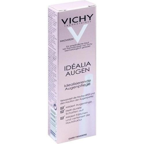 Vichy Idealia Augenpflege, 15 ML, L'Oréal Deutschland GmbH