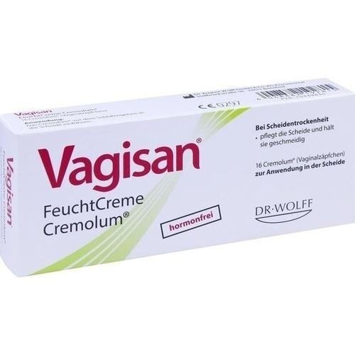 Vagisan FeuchtCreme Cremolum, 16 ST, Dr. August Wolff GmbH & Co. KG Arzneimittel