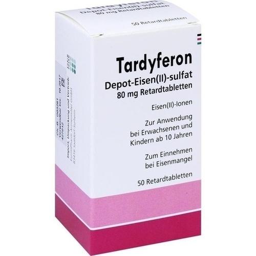 Tardyferon, 50 ST, Eurimpharm Arzneimittel GmbH