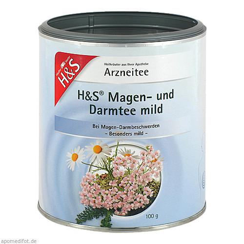 H&S Magen-und Darmtee mild (loser Tee), 100 G, H&S Tee - Gesellschaft mbH & Co.