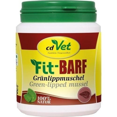 Fit-BARF Grünlippmuschel vet, 100 G, cd Vet Naturprodukte GmbH