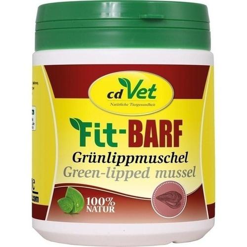 Fit-BARF Grünlippmuschel vet, 400 G, cdVet Naturprodukte GmbH