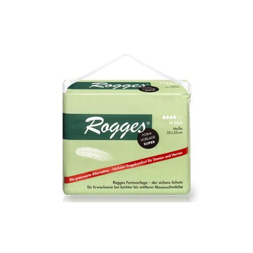 ROGGES Formvorlagen, 15 ST, WILOGIS Hygieneprodukte GmbH