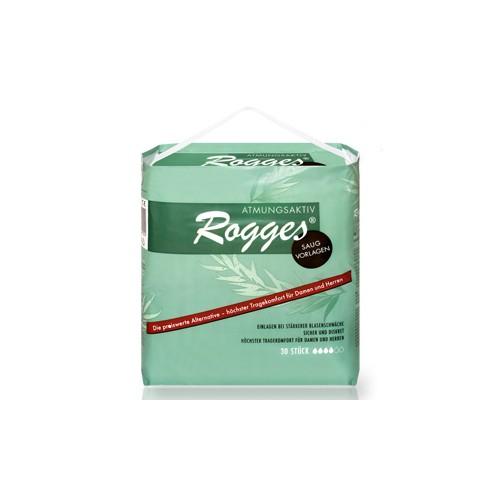 ROGGES Saugvorlagen, 30 ST, WILOGIS Hygieneprodukte GmbH