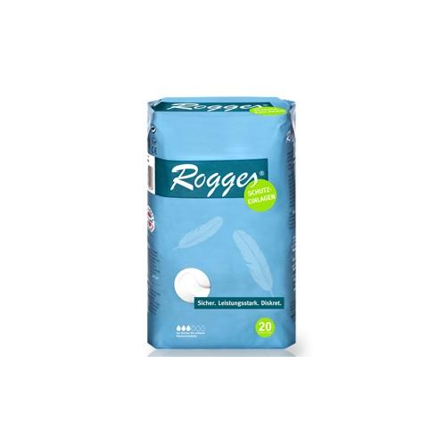 ROGGES Schutzeinlagen MAXI, 20 ST, WILOGIS Hygieneprodukte GmbH