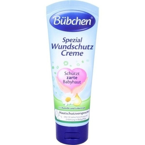 Bübchen Spezial Wundschutz Creme, 75 ML, Bübchen Vertriebs GmbH