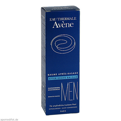 AVENE MEN After-Shave Balsam, 75 ML, PIERRE FABRE DERMO KOSMETIK GmbH GB - Avene