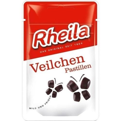 Rheila Veilchen Pastillen ZH, 35 G, Dr. C. Soldan GmbH