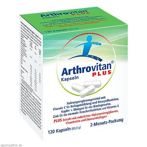Arthrovitan Plus, 120 ST, Harras-Pharma-Curarina GmbH
