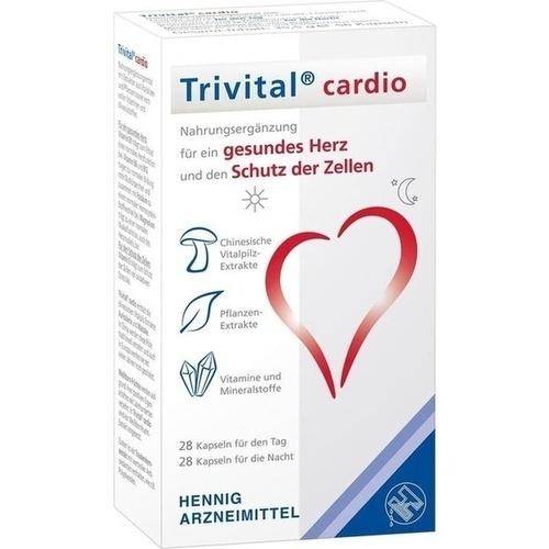 Trivital cardio, 56 ST, Hennig Arzneimittel GmbH & Co. KG