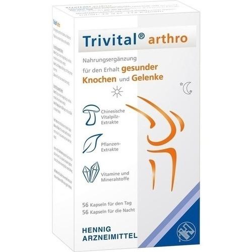 Trivital arthro, 112 ST, Hennig Arzneimittel GmbH & Co. KG