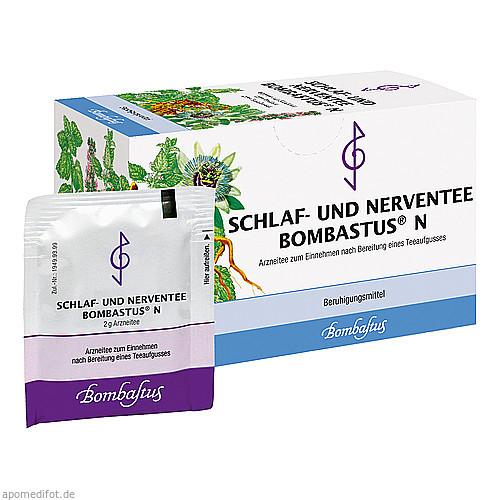 Schlaf- und Nerventee Bombastus N, 20X2.0 G, Bombastus-Werke AG