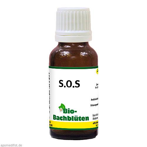 Bachblüten SOS vet, 20 ML, cd Vet Naturprodukte GmbH