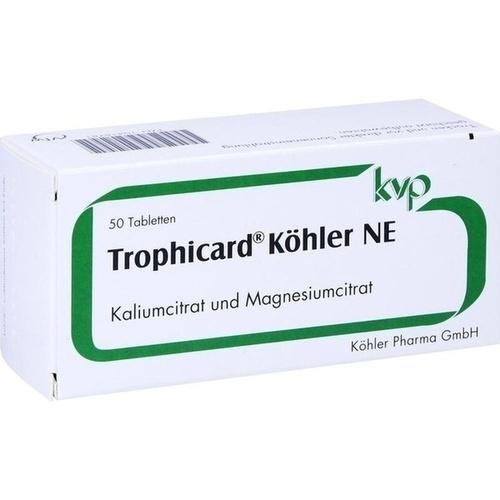 Trophicard Köhler NE, 50 ST, Köhler Pharma GmbH
