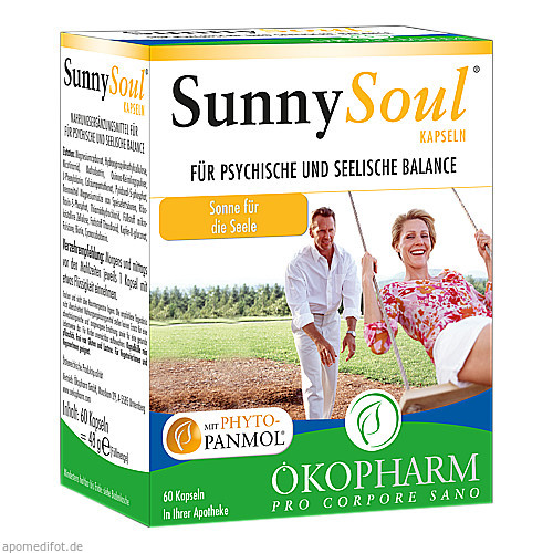 SunnySoul Kapseln, 60 ST, Sanova Pharma GesmbH