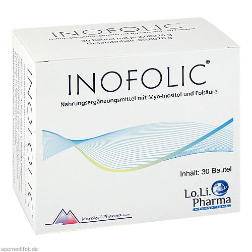 Inofolic, 30 ST, Marckyrl Pharma GmbH