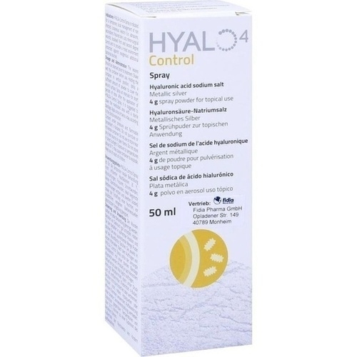 HYALO4 Control Spray, 50 ML, Fidia Pharma GmbH