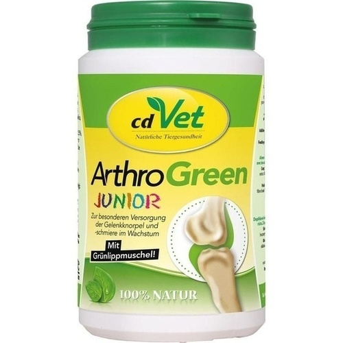 ArthroGreen Junior vet, 140 G, cd Vet Naturprodukte GmbH