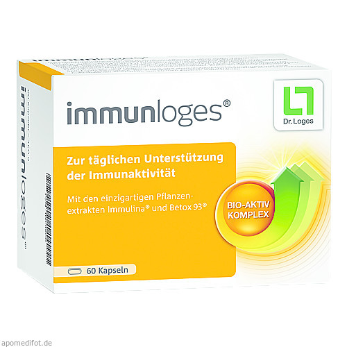 immun Loges, 60 ST, Dr. Loges + Co. GmbH