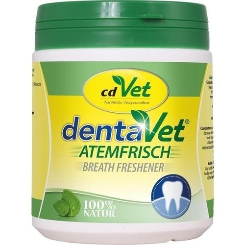 DentaVet Atemfrisch vet, 350 G, cdVet Naturprodukte GmbH