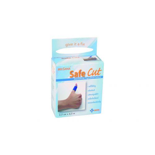SafeCut Selbsthaftender Fingerpflaster-Verband, 1 ST, Meditrade GmbH