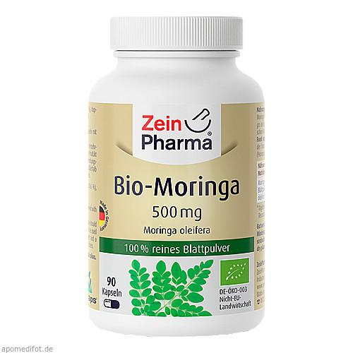 Bio Moringa Kapseln, 90 ST, Zein Pharma - Germany GmbH