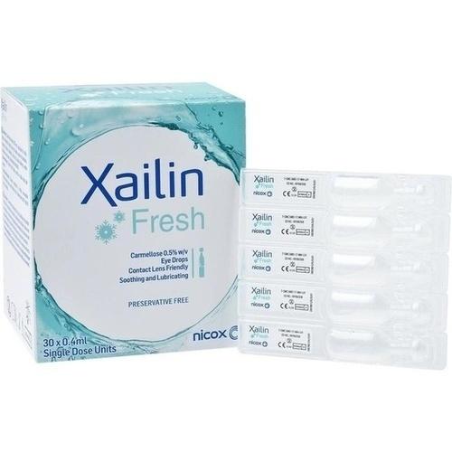 Xailin Fresh, 30X0.4 ML, VISUfarma GmbH