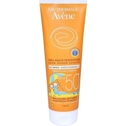 AVENE SunSitive Kindersonnenmilch SPF 50+, 250 ML, PIERRE FABRE DERMO KOSMETIK GmbH GB - Avene