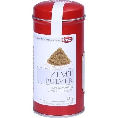 Zimtpulver Caelo HV-Packung Blechdose, 50 G, Caesar & Loretz GmbH