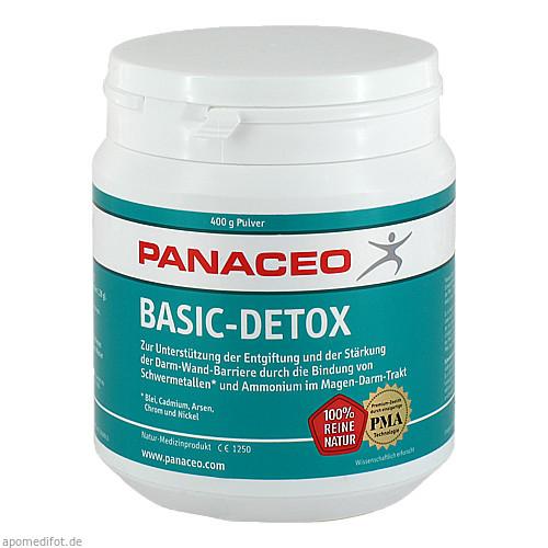 Panaceo Basic-Detox Pulver, 400 G, Geomin Deutschland GmbH