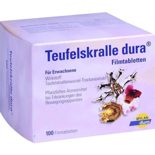 Teufelskralle dura, 100 ST, Mylan dura GmbH