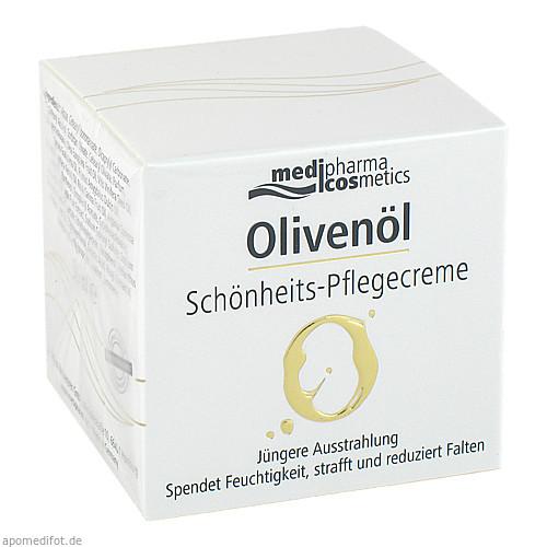 Olivenöl Schönheits-Pflegecreme, 50 ML, Dr. Theiss Naturwaren GmbH