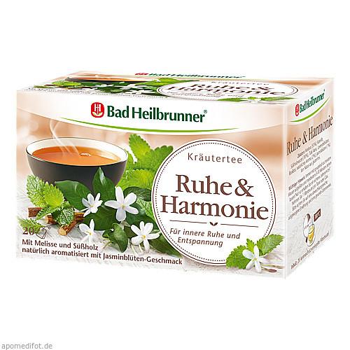 Bad Heilbrunner Wohlfühltee Ruhe & Harmonie, 20X2.0 G, Bad Heilbrunner Naturheilmittel GmbH & Co. KG