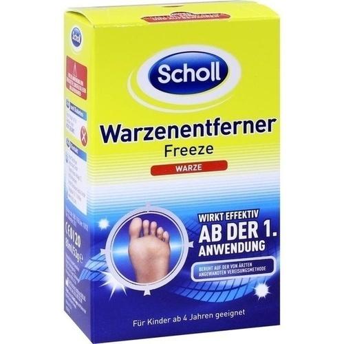 Scholl Warzenentferner Freeze, 80 ML, Reckitt Benckiser Deutschland GmbH