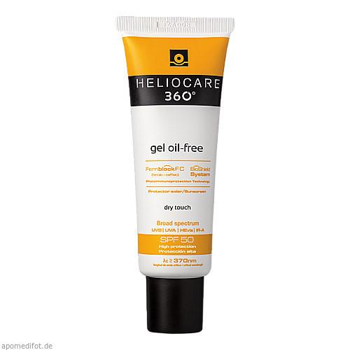 Heliocare 360 Gel oil-free SPF 50, 50 ML, Ifc Dermatologie Deutschland GmbH