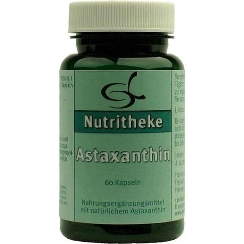 Astaxanthin, 60 ST, 11 A Nutritheke GmbH