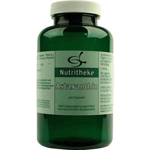 Astaxanthin, 360 ST, 11 A Nutritheke GmbH