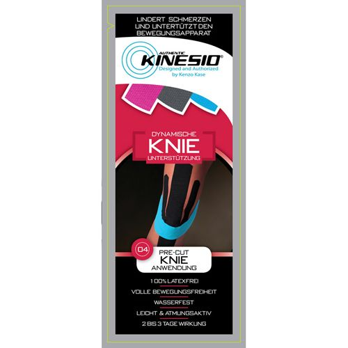 Kinesio Pre Cut Knie Anwendung, 1 P, Werner Schmidt Pharma GmbH