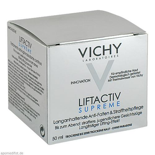 VICHY Liftactiv Supreme Tag Trockene Haut, 50 ML, L'Oréal Deutschland GmbH