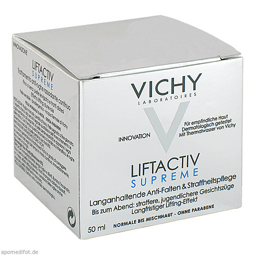 VICHY Liftactiv Supreme Tag Normale Haut, 50 ML, L'oreal Deutschland GmbH