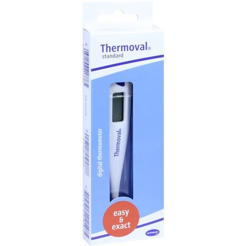 Thermoval standard Digitales Fieberthermometer, 1 ST, Paul Hartmann AG