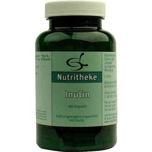 Inulin, 180 ST, 11 A Nutritheke GmbH
