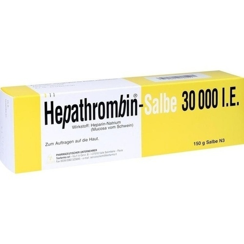 HEPATHROMBIN 30000, 150 G, Teofarma S.R.L.