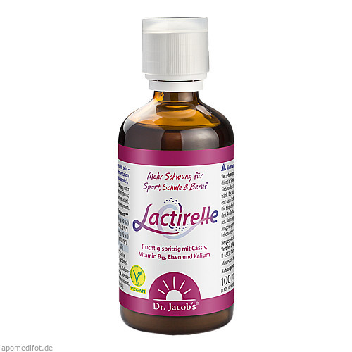 Lactirelle Dr. Jacobs, 100 ML, Dr.Jacobs Medical GmbH